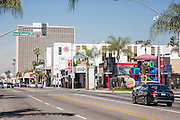 Santa Ana Downtown at Civic Center Drive