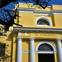 El Convento in San Juan, Puerto Rico<br />