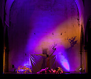 UnAccountable Fog performed by CHIMERAlab Dance Theatre, Jennifer Hicks director, at the Marigny Opera House during the 2011 New Orleans Fringe Festival