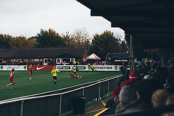 General View - Rogan Thomson/JMP - 06/11/2016 - FOOTBALL - The Northcourt Stadium - Abingdon-on-Thames, England - Oxford United Women v Bristol City Women - FA Women's Super League 2.