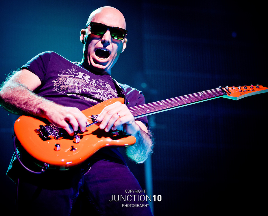 Joe Satriani In Concert At The Symphony Hall - Birmingham, United Kingdom<br /> Picture Date: 23 October, 2010