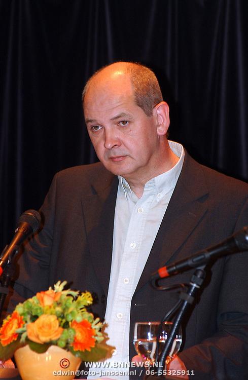 Lijsttrekkersdebat Ouderen, fractievoorzitter SP Jan G. C. A. Marijnissen