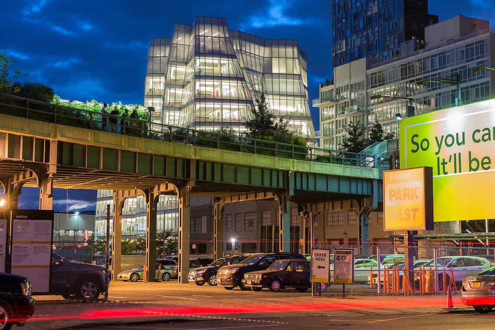 Frank Gehry; IAC HQ;Chelsea,New York, USA
