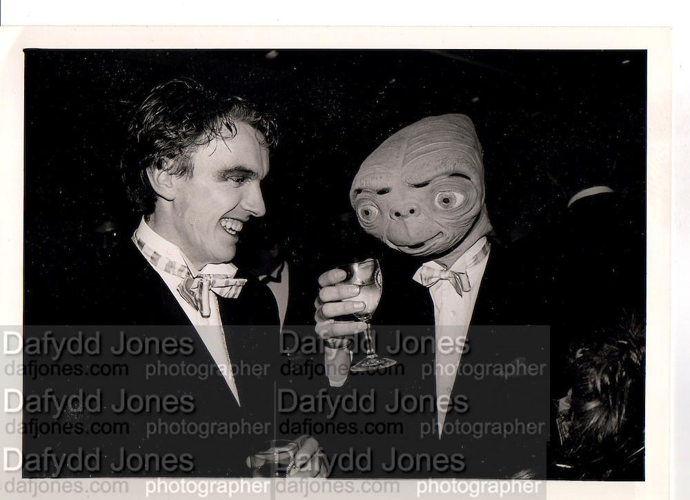 Martin Laverick, Carl Henderson. Halloween Ball 1984ONE TIME USE ONLY - DO NOT ARCHIVE  © Copyright Photograph by Dafydd Jones 66 Stockwell Park Rd. London SW9 0DA Tel 020 7733 0108 www.dafjones.com