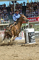 Calgary Exhibition and Stampede Rodeo, July 2001