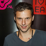 NLD/Amsterdam/20141018 - ADE 2014, AMF, Start campagne campagne 'I love my ears' Duncan Stutterheim (CEO van SFX Europe)