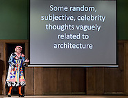 Grayson Perry Gives Donaldson Lecture