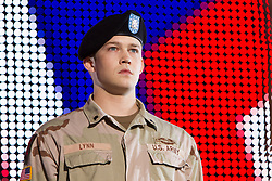 RELEASE DATE: November 18, 2016 TITLE: Billy Lynn's Long Halftime Walk STUDIO: Sony Pictures Entertainment DIRECTOR: Ang Lee PLOT: 19-year-old Billy Lynn is brought home for a victory tour after a harrowing Iraq battle. Through flashbacks the film shows what really happened to his squad - contrasting the realities of war with America's perceptions STARRING: Joe Alwyn as Billy (Credit: © Sony Pictures Entertainment/Entertainment Pictures)