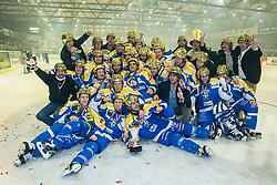 Ishockey, SuperBest Ligaen, DM Guld, Finale 4/5, Herning Blue Fox - Odense Bulldogs 2:0