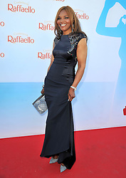 Valerie Campbell attends the Raffaello Summer Day 2013 at Kronprinzenpalais, Berlin, Germany. Friday June 21, 2013. Picture by Schneider-Press / John Farr / i-Images.<br /> UK & USA ONLY