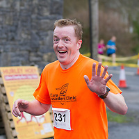Cormac OSullivan from Ennis, running in the 2015 Hurley Hoey Charity 10K Run