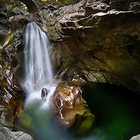 The falls of Bruar, Pitagowan, Perthshire
