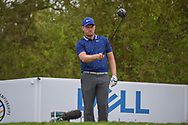 Tom Lewis (ENG) lines up his tee shot on 12 during day 2 of the WGC Dell Match Play, at the Austin Country Club, Austin, Texas, USA. 3/28/2019.<br /> Picture: Golffile | Ken Murray<br /> <br /> <br /> All photo usage must carry mandatory copyright credit (© Golffile | Ken Murray)
