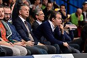 DESCRIZIONE : Final Eight Coppa Italia 2015 Desio Quarti di Finale Dinamo Banco di Sardegna Sassari - Vanoli Cremona<br /> GIOCATORE : Simone Pianigiani<br /> CATEGORIA : vip<br /> SQUADRA : <br /> EVENTO : Final Eight Coppa Italia 2015 Desio<br /> GARA : Dinamo Banco di Sardegna Sassari - Vanoli Cremona<br /> DATA : 20/02/2015<br /> SPORT : Pallacanestro <br /> AUTORE : Agenzia Ciamillo-Castoria/Max.Ceretti