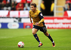 Luke Freeman of Bristol City  - Mandatory by-line: Matt McNulty/JMP - 10/09/2016 - FOOTBALL - Aesseal New York Stadium - Rotherham, England - Rotherham United v Bristol City - Sky Bet Championship