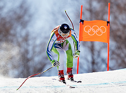 13.02.2018, Jeongseon Alpine Centre, Pyeongchang, KOR, PyeongChang 2018, Ski Alpin, Herren, Kombination, im Bild Klemen Kosi (SLO) // Klemen Kosi of Slovenia during the Mens Ski Men's Alpine Combined of the Pyeongchang 2018 Winter Olympic Games at the Jeongseon Alpine Centre in Pyeongchang, South Korea on 2018/02/13. EXPA Pictures © 2018, PhotoCredit: EXPA/ Johann Groder