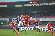 Thomas Konrad heads Dundee into the lead-  Dundee v Aberdeen, William Hill Scottish FA Cup 4th round at Dens Park<br /> <br />  - &copy; David Young - www.davidyoungphoto.co.uk - email: davidyoungphoto@gmail.com