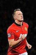 Manchester United v Shakhtar Donetsk 101213