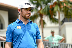 October 13, 2018 - Kuala Lumpur, Malaysia - Louis Oosthuizen of South Africa pictured during the third round of the CIMB Classic at TPC Kuala Lumpur on 13 October, 2018 in Kuala Lumpur, Malaysia  (Credit Image: © Chris Jung/NurPhoto via ZUMA Press)