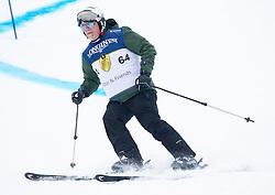23.01.2016, Hahnenkamm, Kitzbuehel, AUT, FIS Weltcup Ski Alpin, Kitzbuehel, Charityrace, im Bild Gerry Friedele // Gerry Friedele during the charityrace after men's Downhill Race of Kitzbuehel FIS Ski Alpine World Cup at the Hahnenkamm in Kitzbuehel, Austria on 2016/01/23. EXPA Pictures © 2016, PhotoCredit: EXPA/ Jakob Gruber