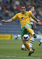 Preston - Saturday February 14th, 2009: Russell of Norwich City during match against Preston North End in the Coca Cola Championship match at Deepdale, Preston. (Pic by Michael Sedgwick/Focus Images)