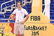 DESCRIZIONE : Berlino EuroBasket 2015 - allenamento<br /> GIOCATORE : Mario Fioretti<br /> CATEGORIA : allenamento<br /> SQUADRA : Italia Italy<br /> EVENTO : EuroBasket 2015<br /> GARA : Berlino EuroBasket 2015 - allenamento<br /> DATA : 03/09/2015<br /> SPORT : Pallacanestro<br /> AUTORE : Agenzia Ciamillo-Castoria/R.Morgano<br /> Galleria : FIP Nazionali 2015<br /> Fotonotizia : Berlino EuroBasket 2015 - allenamento