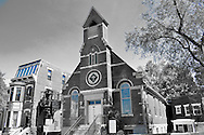 Beautiful Church on Mt Adams