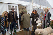 SIMON OAKES; FRANCIE CLARKSON; REBEKAH BROOKS, Heythrop Point to Point. At a  new course at Cocklebarrow near Aldsworth. 11 January 2014