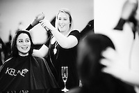 lavada hair & nzmakeupgirl ladies night in whitianga with felicityjean photography using blac cosmetics hosted by marriage celebrant reka