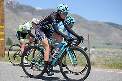 Anna Christian at Amgen Breakaway from Heart Disease Women's Race empowered with SRAM (Tour of California) - Stage 2. A 108km road race in South Lake Tahoe, USA on 12th May 2017.