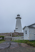 New Cape Spear light