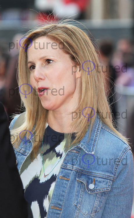 Sally Phillips, Alan Partridge: Alpha Papa World Film Premiere, Vue West End cinema Leicester Square, London UK, 24 July 2013, (Photo by Richard Goldschmidt)