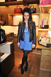 BIP LING at the opening of Loewe's new boutique at 125 Mount Street, London on 23rd March 2011.