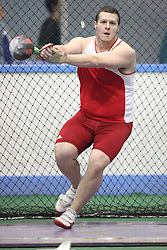 London, Ontario ---11-01-22---  // /#2/ of the /#3/ competes at the 2011 Don Wright meet at the University of Western Ontario, January 22, 2011..GEOFF ROBINS/Mundo Sport Images.