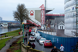 A general view of The City Ground, home to Nottingham Forest  - Mandatory by-line: Robbie Stephenson/JMP - 19/01/2019 - FOOTBALL - The City Ground - Nottingham, England - Nottingham Forest v Bristol City - Sky Bet Championship