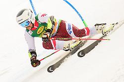 March 9, 2019 - Kranjska Gora, Kranjska Gora, Slovenia - Albert Popov of Bulgaria in action during Audi FIS Ski World Cup Vitranc on March 8, 2019 in Kranjska Gora, Slovenia. (Credit Image: © Rok Rakun/Pacific Press via ZUMA Wire)