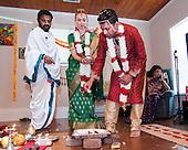 Weddings: Natalie and Rohan - Hindu Ceremony