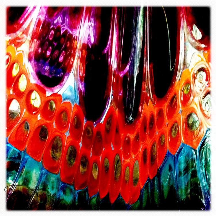 Abstract glass - Houston, Texas