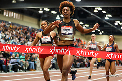 2020 USATF Indoor Championship<br /> Albuquerque, NM 2020-02-15<br /> photo credit: © 2020 Kevin Morris<br /> womens 400m final,