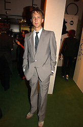JEFFERSON HACK at a party to launch the One T-Shirt by Edun held at Harvey Nichols, Knightsbridge, London on 18th October 2006.<br />