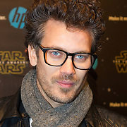 NLD/Amsterdam/20151215 - première van STAR WARS: The Force Awakens!, Paul Rabbering