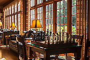 Lake Quinault Lodge at Olympic National Park in Washington State