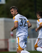 Michael Tonge of Port Vale during the Sky Bet League 2 match at  Checkatrade.com Stadium, Crawley<br /> Picture by Liam McAvoy/Focus Images Ltd 07413 543156<br /> 05/08/2017