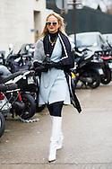 Elisabeth von Thurn und Taxis at Dior Couture SS2015