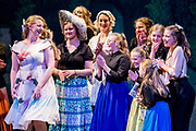 Gilbert & Sullivan's The Sorcerer performed by Festival Youth Production in Harrogate Theatre, Harrogate, North Yorkshire, England on Saturday 18 August 2018 Photo: Jane Stokes<br />