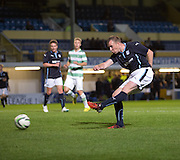 David Clarkson - Celtic v Dundee  SPFL Development League at Cappielow<br /> <br />  - &copy; David Young - www.davidyoungphoto.co.uk - email: davidyoungphoto@gmail.com
