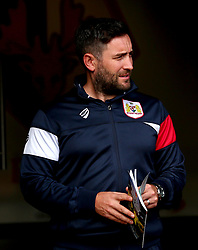 Bristol City head coach Lee Johnson - Mandatory by-line: Robbie Stephenson/JMP - 22/08/2017 - FOOTBALL - Vicarage Road - Watford, England - Watford v Bristol City - Carabao Cup