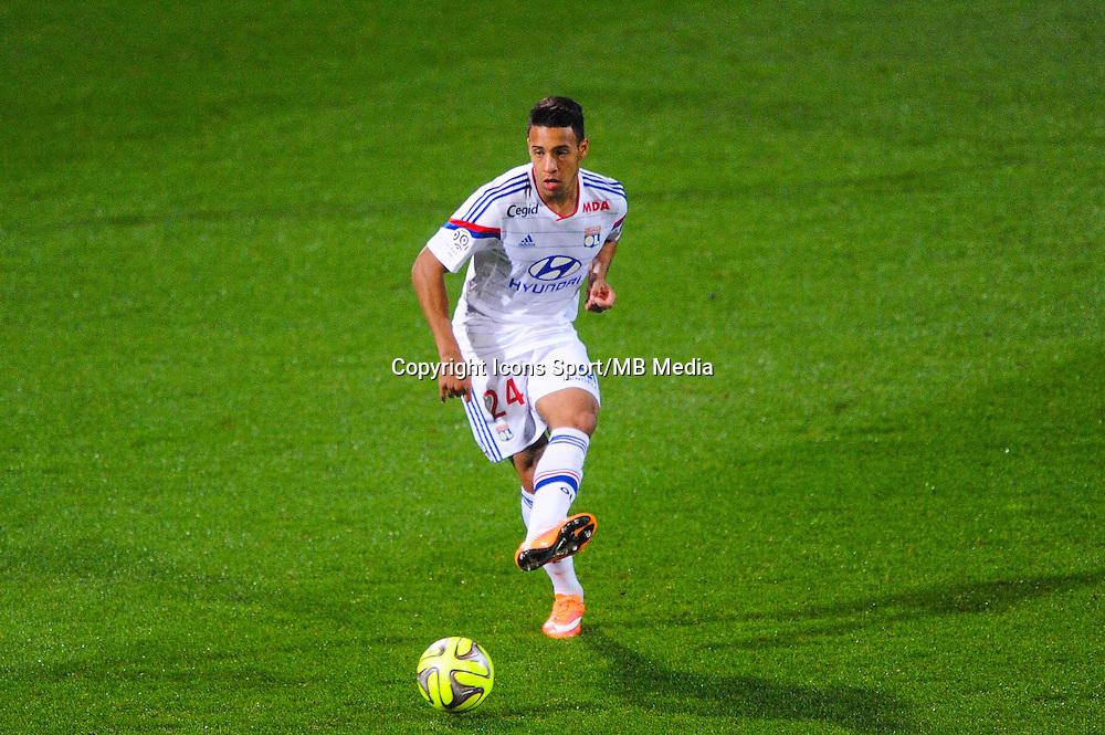Corentin TOLISSO  - 04.12.2014 - Lyon / Reims - 16eme journee de Ligue 1  <br /> Photo : Jean Paul Thomas / Icon Sport