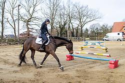 ROECKENER Lisa<br /> Showtraining<br /> Kettenkamp - Portrait Lisa Roeckener 2019<br /> Homestory und Portrait Lisa Roeckener<br /> 20. Februar 2019<br /> © www.sportfotos-lafrentz.de/Stefan Lafrentz