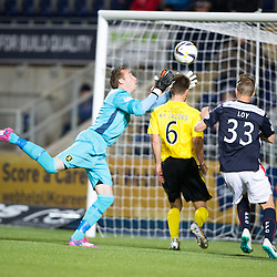 Falkirk v Livingston, Scottish Championship 21/10/2014